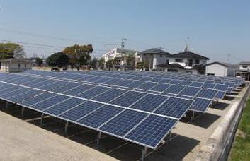 イメージ:東方太陽光発電所