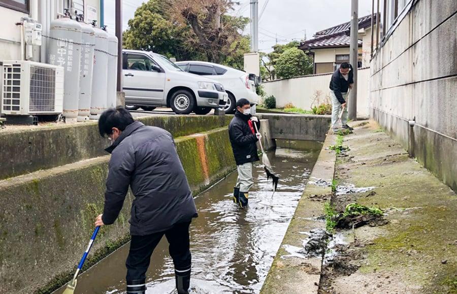 イメージ:松井建設の取り組み