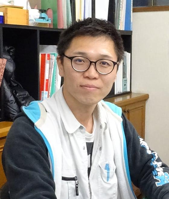 工務部 住宅サービス課 課長 阪東 隆徳