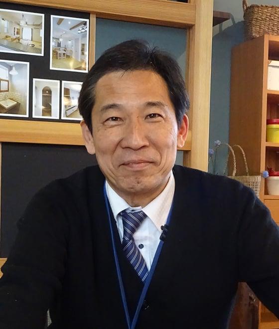 執行役員 営業部 部長 久井 彰治