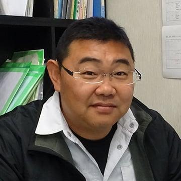 執行役員 工務部 工務部長 大西 文延