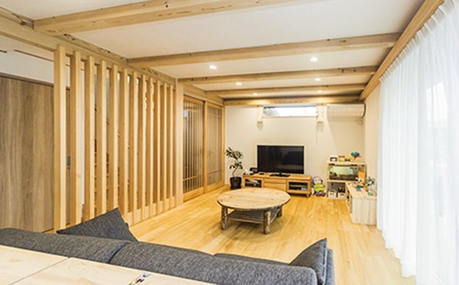 イメージ:木造ドミノ住宅とは