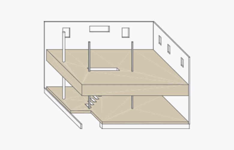 イメージ:基本スペース