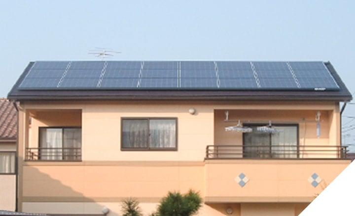 イメージ:太陽光発電
