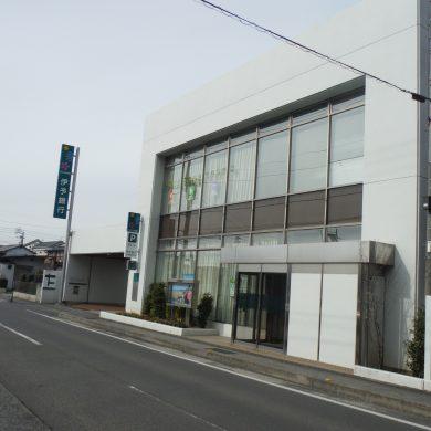 伊予銀行 椿支店